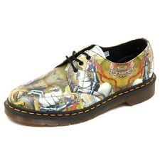 D4536 (SAMPLE NOT FOR RESALE WITHOUT BOX) scarpa uomo DR. MARTENS shoe man green