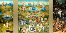 Póster The Garden of Earthly Delights - Hieronymus Bosch