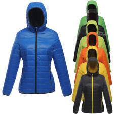 REGATTA LADIES STANDOUT JACKET LIGHTWEIGHT LINED HOOD INSULATED WARM WINTER COAT