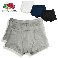 Fruit of the Loom 2x hombre calzoncillos boxers pantalones cortos Pares Pack