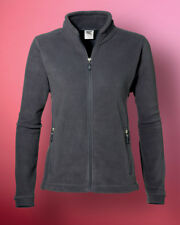 SG Donna Giacca in pile con zip casual sport outdoor COMFORT MORBIDO XS-2XL