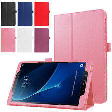 alla moda in pelle Custodia Folio Stand Cover per Samsung Galaxy Tablet A6 10.1