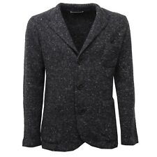 D1124 cardigan uomo BRUNELLO CUCINELLI grey giacca sweater jacket men