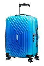 AMERICAN TOURISTER AIR FORCE 1 GRADIENT 4 WHEEL SPINNER CABIN CASE - 55CM