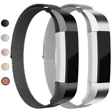 Milanese Strap For Fitbit Alta HR Stainless Steel Watch Band Magnetic Bracelet