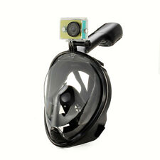 WATERPROOF NONFOGGING ANTI SHOCK M SIZE DIVING MASK SWIMMING GLASSES FOR GOPRO