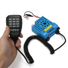 QYT KT8900 136174400480MHZ DUAL BAND 25W MOBILE RADIO TRANSCEIVER WALKIE TALKIE