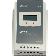 EPEVER TRACER MPPT 1224V LCD DISPLAY SOLAR CHARGE CONTROLLER BATTERY REGULATOR