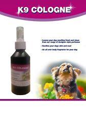 K9 ACQUA DI COLONIA - Cane - Dopobarba - Profumo Deodorante 250ml SPRAY-