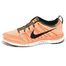 1216O sneaker NIKE FLYKNIT ONE arancione scarpe donna shoes women