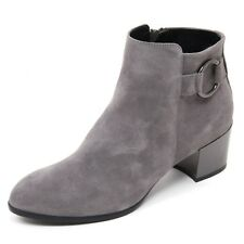 B7414 tronchetto donna HOGAN H272 stivaletto grigio boot shoe woman