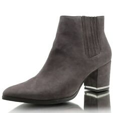 MICHAEL KORS Gemma Mid Bootie 40F7GMME5S charcoal