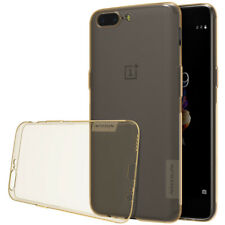 NILLKIN ULTRA THIN TRANSLUCENT SOFT TPU PROTECTIVE BACK CASE FOR ONEPLUS 5