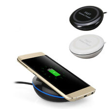 BAKEEY QI WIRELESS FAST CHARGER WITH LED INDICATOR FOR IPHONE X 8PLUS SAMSUNG S7