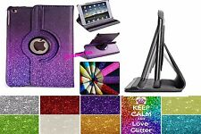 360 Degree Rotating Smart Stand Glitter Cover For Samsung Galaxy Tab A 10.1 T580