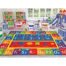 Preschool Baby Room Playroom Classroom Rug Area Rugs For Kids Toddlers Girl Boy