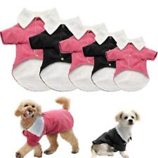 Pet Cat Dog Shirt Puppy Winter Warm Clothes Sweater Costume Jacket Coat Apparel