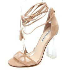 D5336 (WITHOUT BOX) sandalo donna rosa WINDSOR SMITH shoe woman
