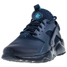 Mens Nike Air Huarache Run Ultra Se Textile & Synthetic Blue Shoes Trainers