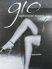 Gio RHT Stockings 15 Denier Reinforced Heel and Toe Stockings - One Colour