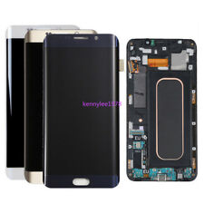 For Samsung galaxy S6 Edge plus G928 G928F Amoled lcd display touch screen+cover