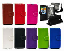 Leather Wallet/Flip Book Case Cover For Microsoft/Nokia Lumia 650 Mobile Phone