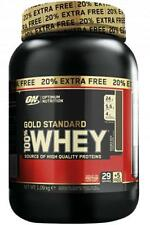 (27,54 € / kg) Optimum Nutrition Gold 100% Whey - 1089g