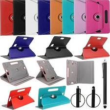 "Universal Folio Leather Flip Case Cover For Android Tablet  7"" 8"" 9"" 9.7"" 10"""