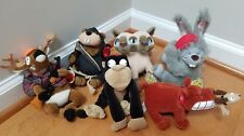 Vintage Meanie Beanie Babies Lot of 6 Most NWT (see description) Series 3 Lot