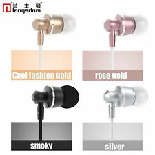 Langsdom M300 High Quality Headset Megabass für Samsung, LG, HTC, Apple
