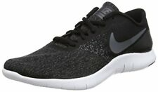 Scarpe Nike Flex Contact 908983 002 Uomo Black White Knit Mesh Sneakers Casual