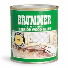 BRUMMER EXTERIOR WOOD FILLER MATT