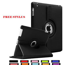 360 Degree Rotate Stand Case Cover For Apple iPad Air 2 iPad 9.7 2017 iPad Mini