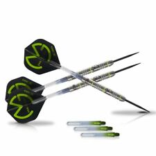 XQmax Darts MvG Green Demolisher 21/23/25g 70% Dardi Tungsteno QD2200010