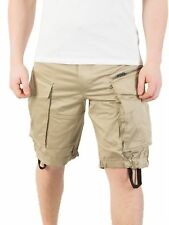 G-Star Hombre Rovic Loose Cargo Shorts, Beige