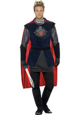 Mens Medieval King Arthur Costume
