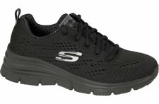 Zapatos Skechers Fashion Encajar Statement Piece 12704 BBK Mujer Black Inside