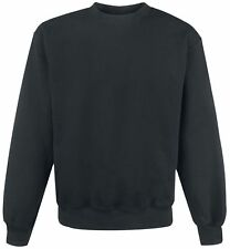 Fruit Of The Loom Sweat Felpa girocollo nero
