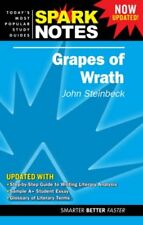 GRAPES OF WRATH By John Steinbeck **Mint Condition**