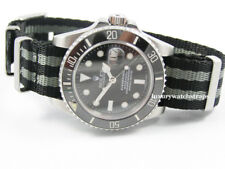 ULTIMATE NATO® JAMES BOND SPECTRE WATCH STRAP FOR ROLEX  SUBMARINER WATCH 20mm