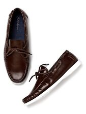 Mast & Harbour Men Solid Loafers-169-GUK