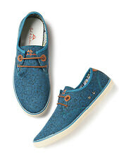 Mast & Harbour Men Paisley Print Sneakers -GVF