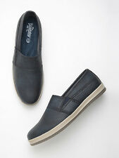 Roadster Men Textured Slip-Ons-EXX