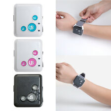 RF-V16 GPS Tracker with SOS Call Finder Locator Elderly Personal Tracking Device