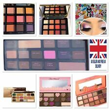Too Faced Eye Shadows 16 Colour Sweet Peach Glow Chocolate Eyeshadow Palette UK