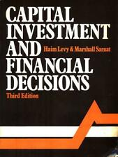 CAPITAL INVESTMENT AND FINANCIAL DECISIONS  LEVY HAIM - SARNAT MARSHALL