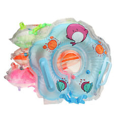 BABY NECK FLOAT RING SAFE POOLS INFANT SWIMMING FOR BATH INFLATABLE FLOATS
