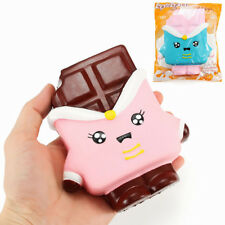 SQUISHY FUN CHOCOLATE SQUISHY 13CM SLOW RISING WITH PACKAGING COLLECTION GIFT