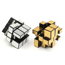 3X3X3 MIRROR MAGIC SPEED CUBE ULTRASMOOTH PROFESSIONAL PUZZLE TWIST TOY GIFT