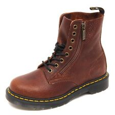 D6446 (without box) anfibio donna DR. MARTENS PASCAL W marrone shoe boot woman